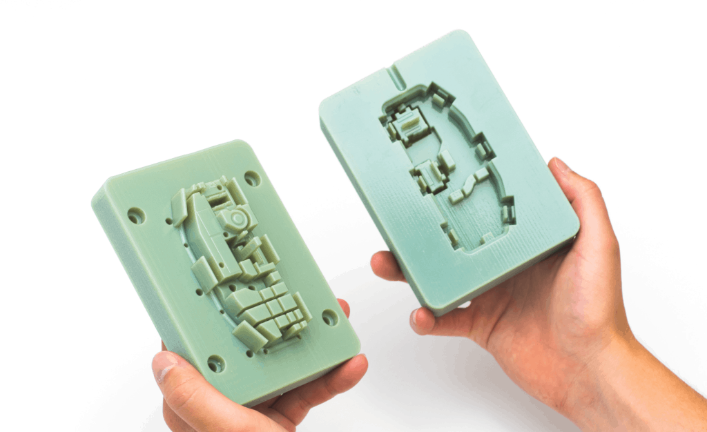 3D printing injection mold