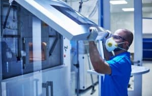 Additive Manufacturing job