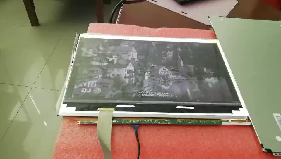 Full HD Monochrome LCD
