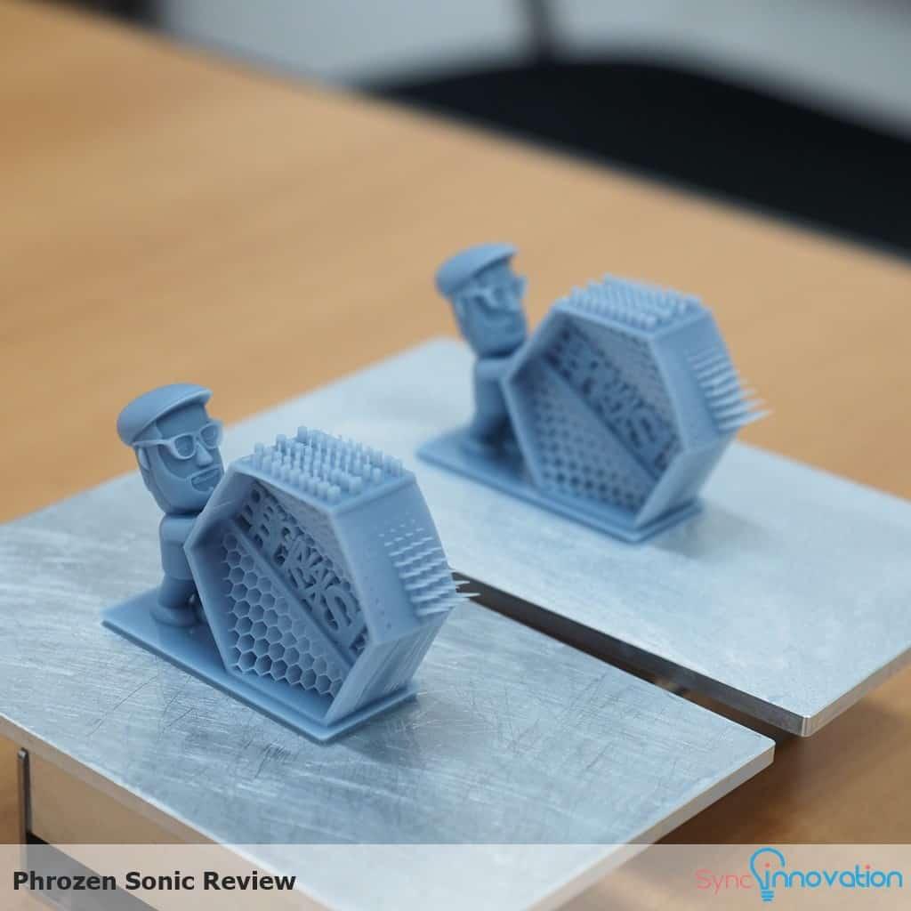 รีวิว Phrozen Sonic MSLA 3D Printer : 1 วินาที/ชั้น
