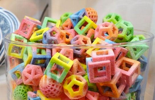 3d printer candy