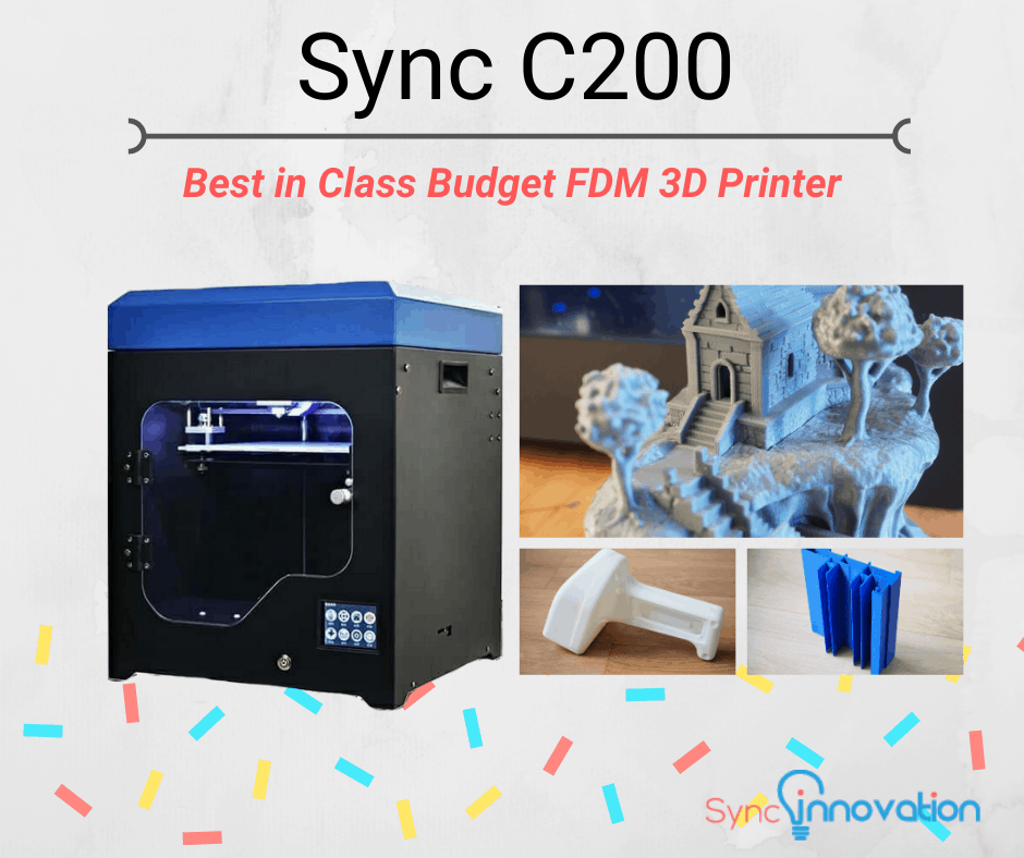 Promotion 3D Printer จากซิงค์ อินโนเวชั่น