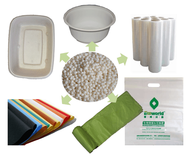 PBAT bio based plastic