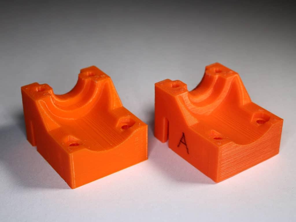 การเพิ่มความแข็งแรงของชิ้นงานพลาสติกโดย Heat Annealing