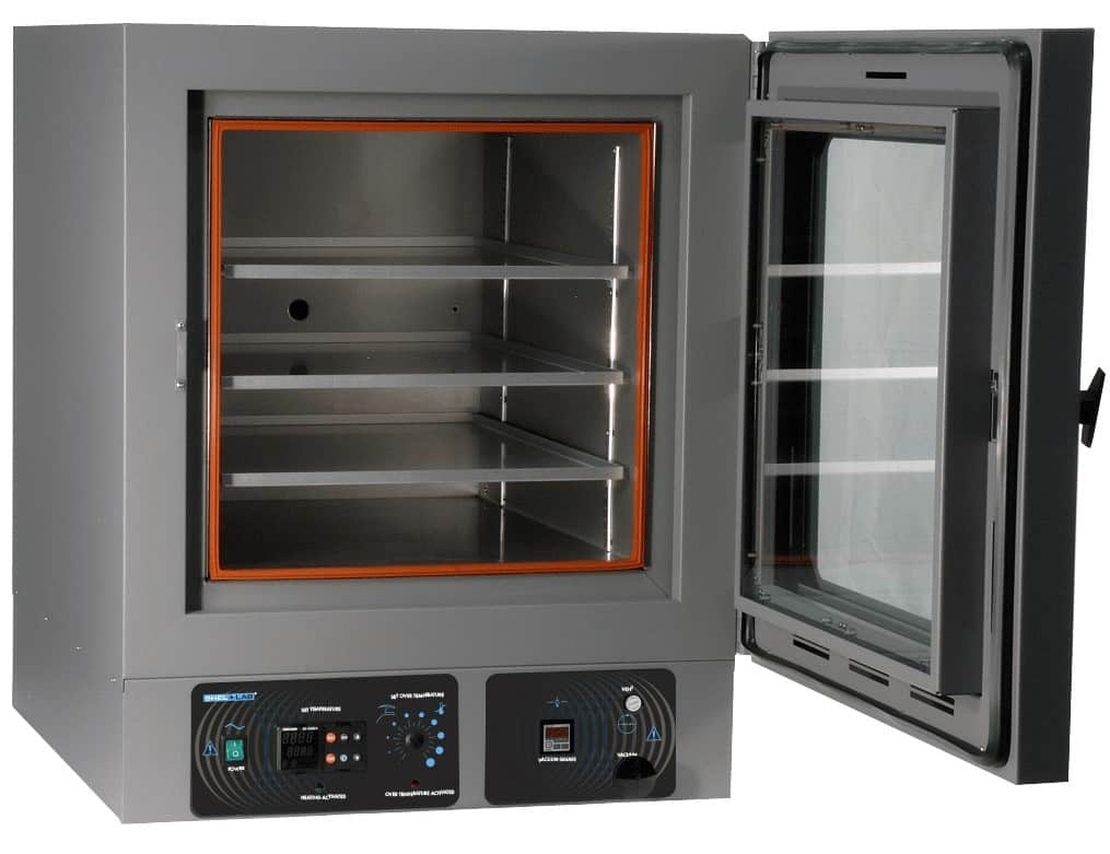 oven annealing for plastic