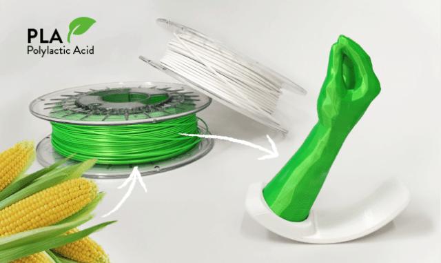 ทำความรู้จักวัสดุ Bio-Based เทรนด์ใหม่ของ 3D Printing และเป็นมิตรกับสิ่งแวดล้อม