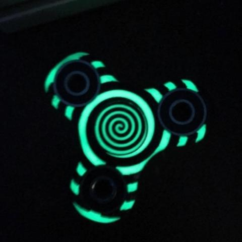 3d printing Fidget spinner
