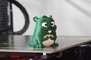 ACE THE BEAVER multimaterial 3d printer