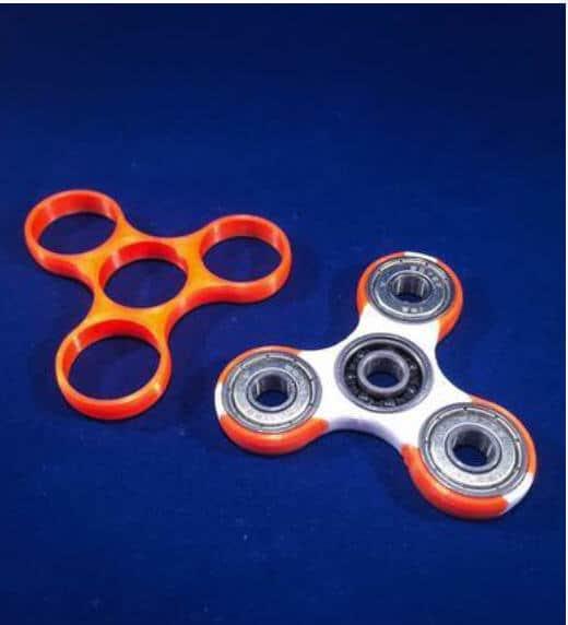 Mini Tri-Spinner +Dual