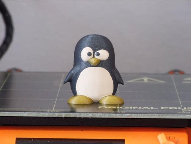 Penguin printing