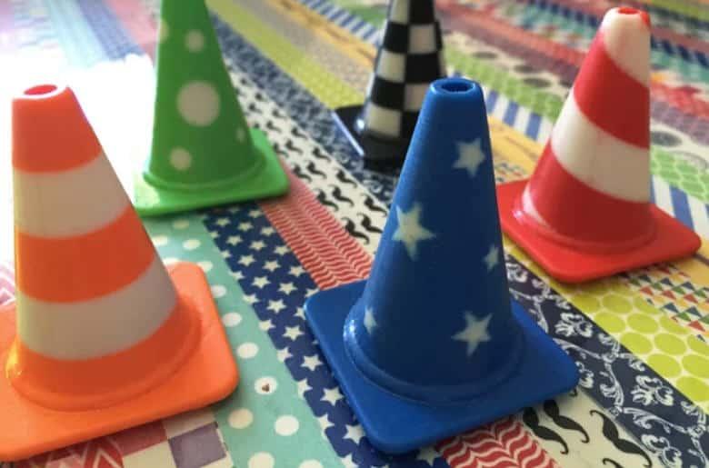 Traffic Cones 3d printing