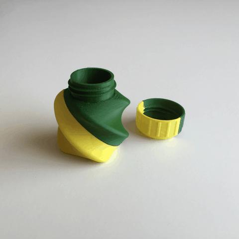 3d printing bottle