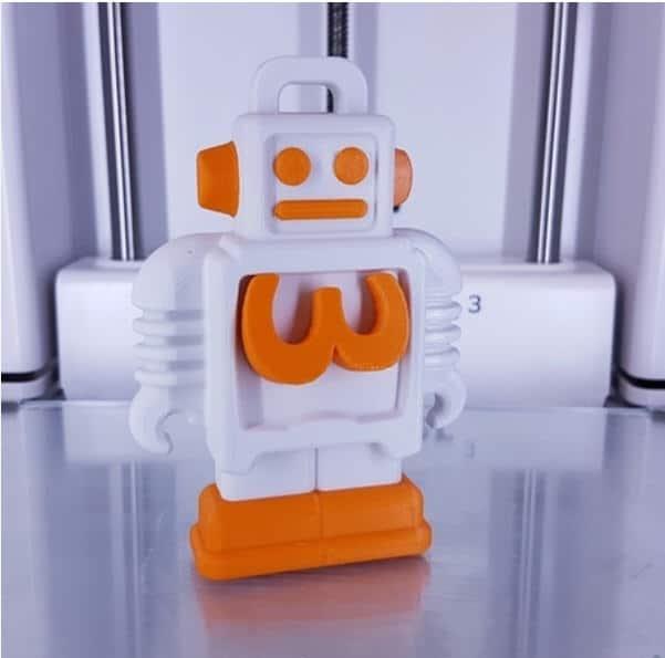 Dual Extruder 3D Printer Models
