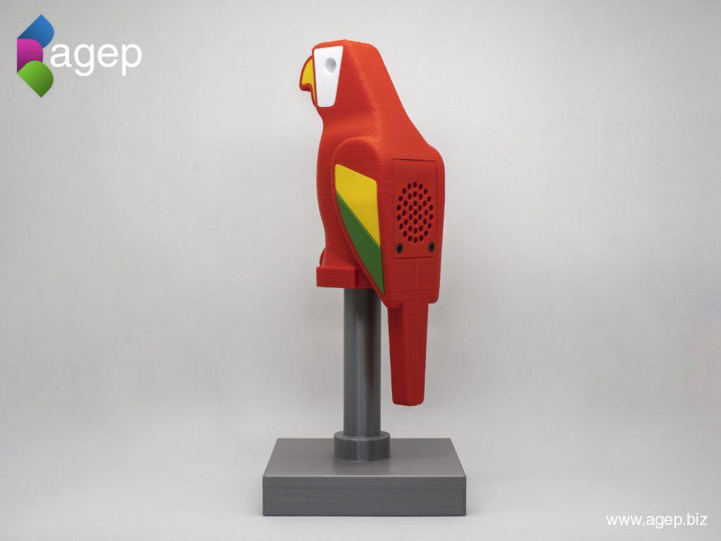 รวม 3D Model สำหรับเครื่อง 3D Printer 2 หัวฉีดขึ้นไป