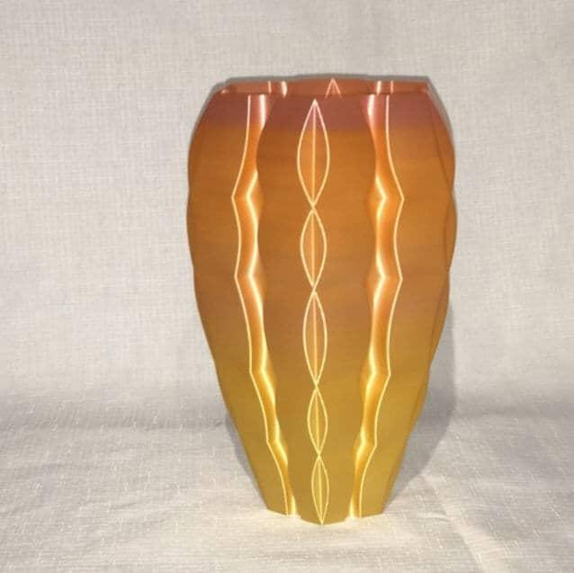 แจกันสวยๆ ของแต่งบ้านจาก Vase 3D Printing