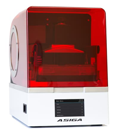 Asiga Max Series: Profession DLP 3D Printer