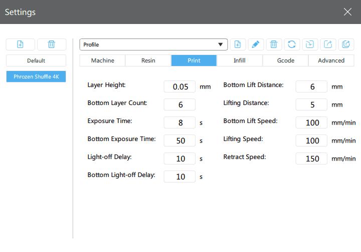 คู่มือการใช้งาน Phrozen Shuffle 4K