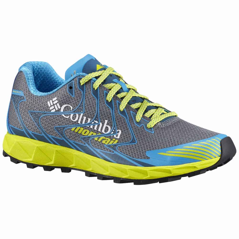Columbia Montrail 3d printing shoes