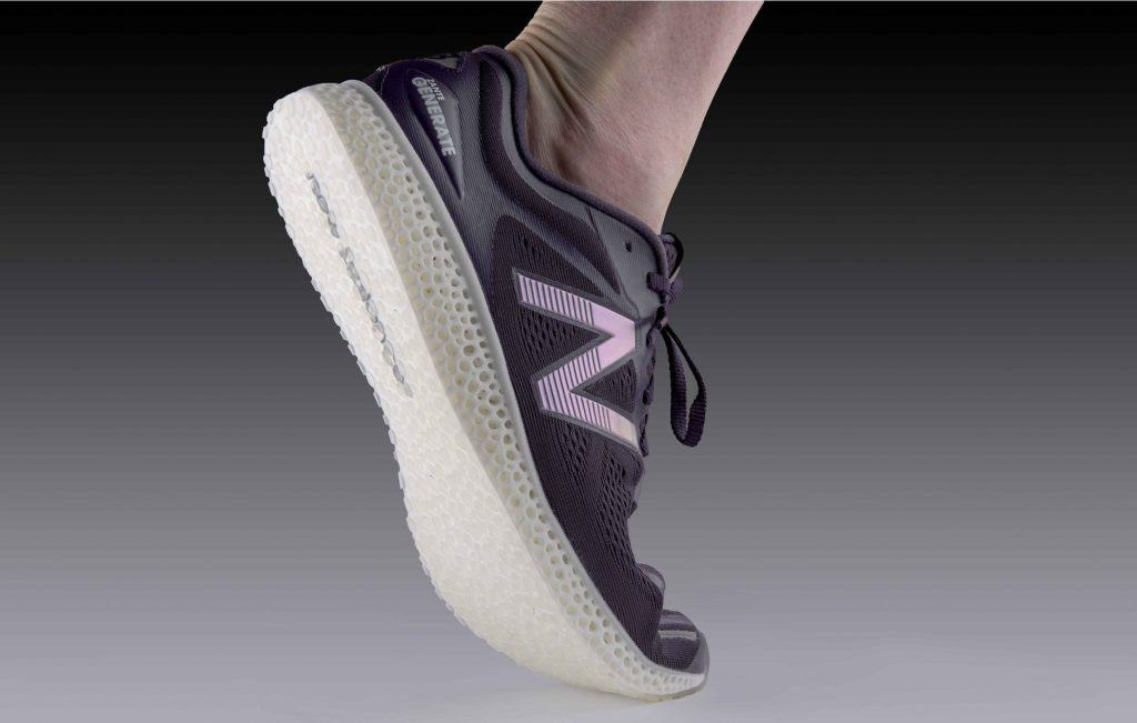 New Balance 3D Printing Running Shoe
