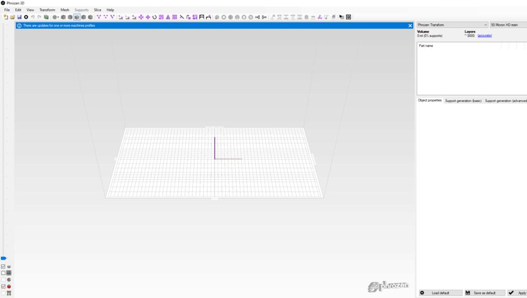 คู่มือการใช้งาน Phrozen Sonic XL 4K