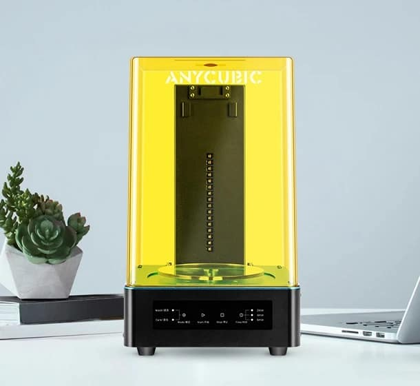 วิธีการทำความสะอาดชิ้นงานจากเครื่อง Resin 3d Printer หลังการพิมพ์