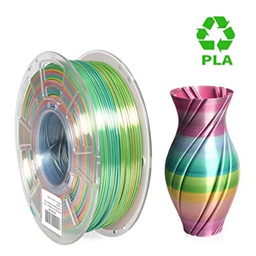 rainbow vase 3d printing
