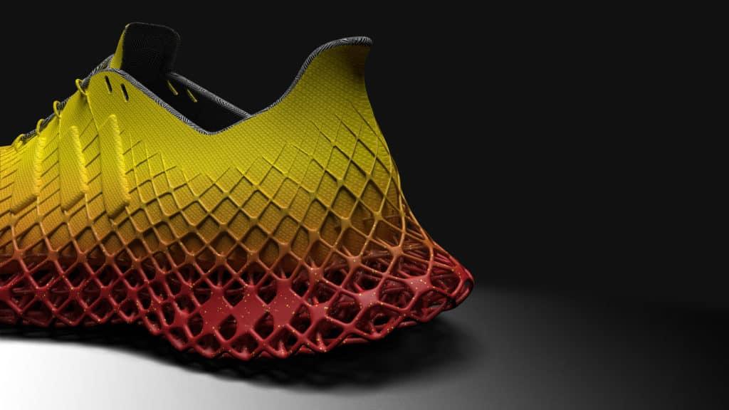 รองเท้ากีฬา 3D Printing Sport Shoes