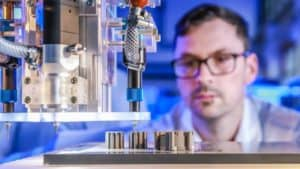 3D printer to startup