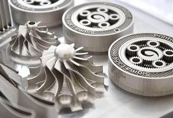 aerospace 3d printing