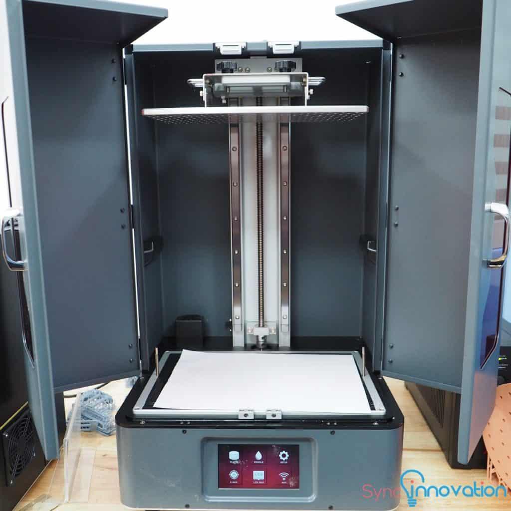 วิธีการหาค่าเวลาฉายแสงเรซินในเครื่อง Phrozen Transform
