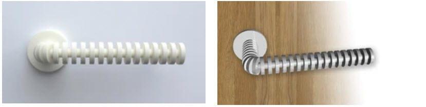 3d-printed door-handle