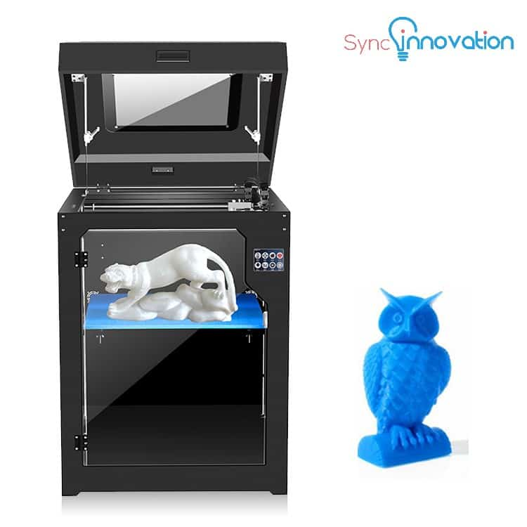 Sync C400 3D printing