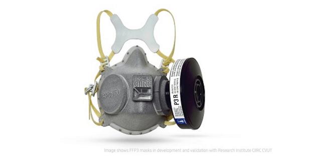 3d printing half-mask
