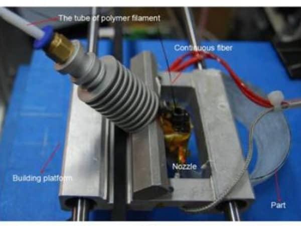 รีวิวเทคโนโลยี Composite 3D Printer ในปัจจุบัน
