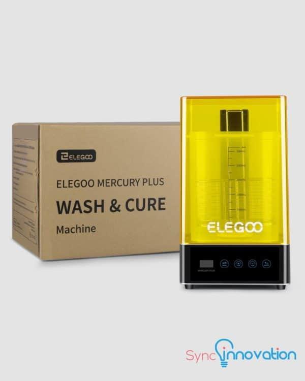ELEGOO Mercury Plus Wash and Cure Machine