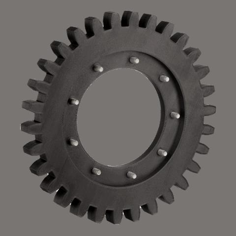 Balance Shaft Gears 3d printer