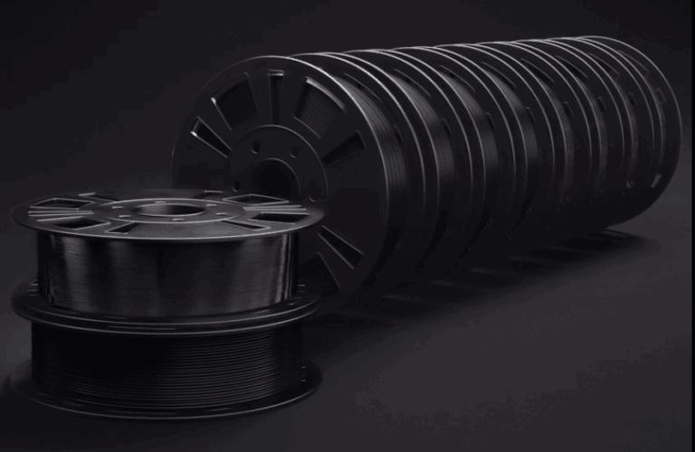 Fiber materials 3d printer