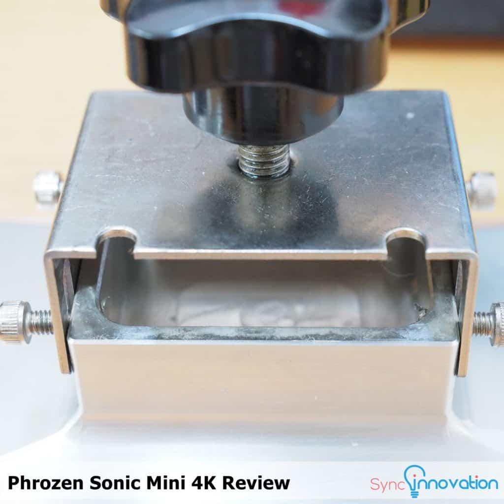 รีวิว Phrozen Sonic Mini 4K จอ Mono กับความละเอียด 35 ไมครอน