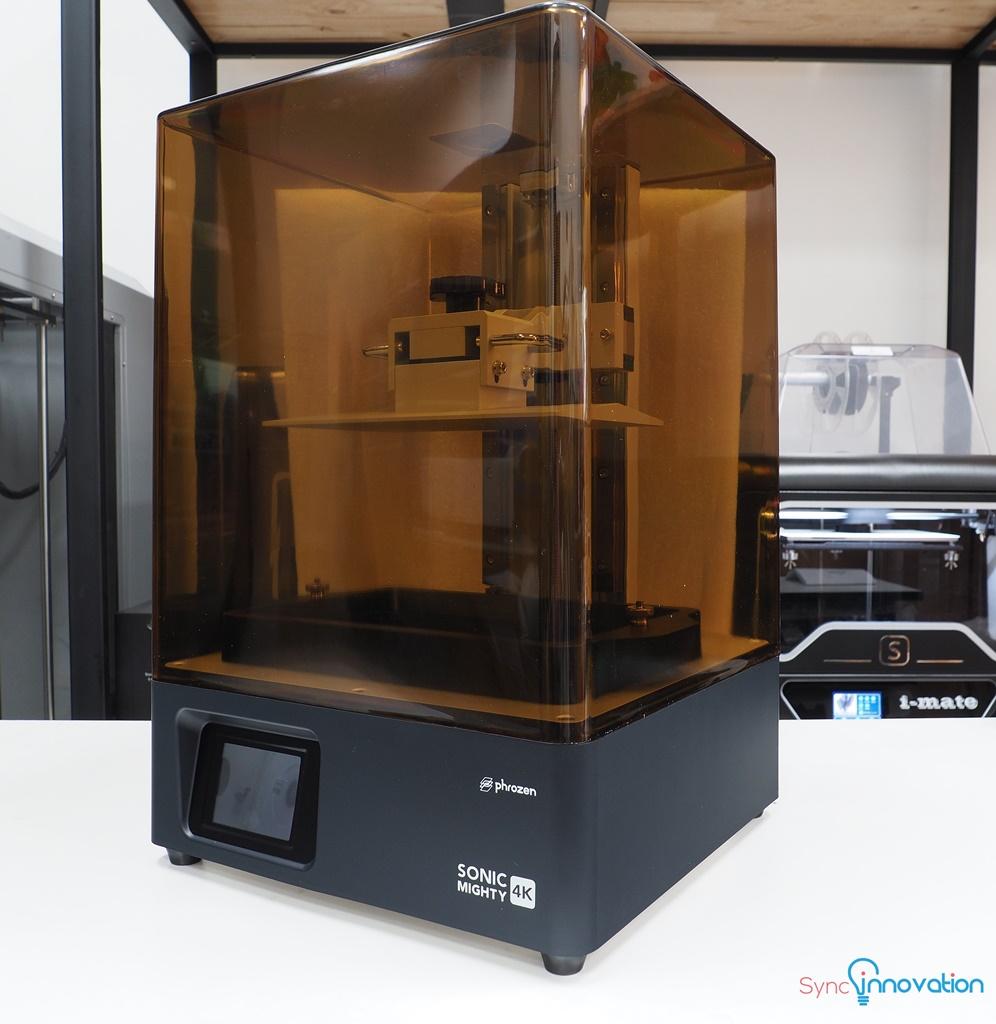 lcd resin 3d printer
