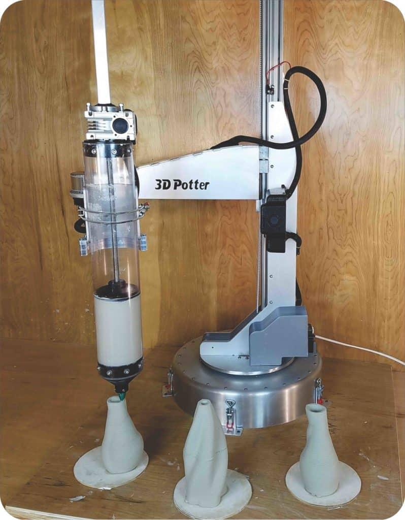 3D Potterbot Scara V4