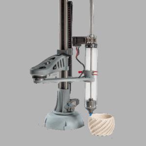 3D Printer cement paste