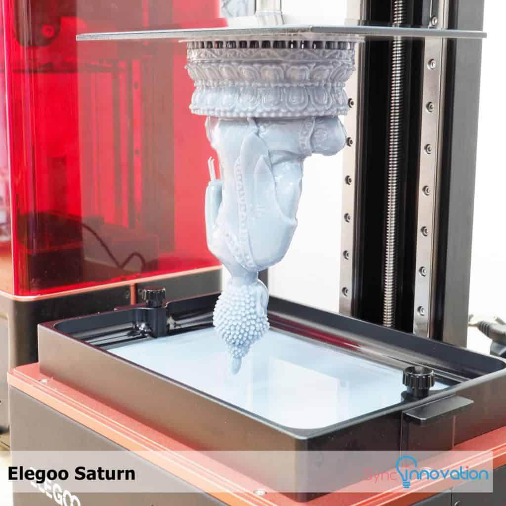 Lcd 3d printer