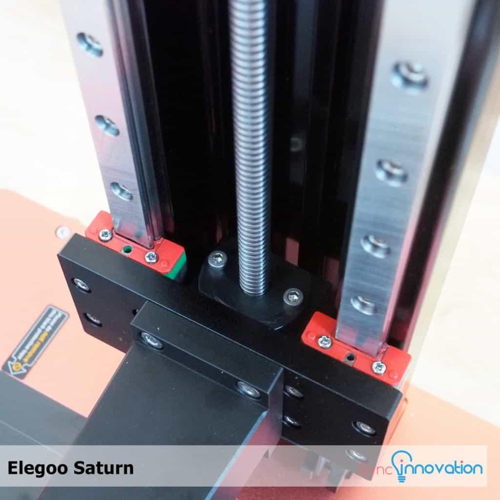 รีวิว Elegoo Saturn เครื่องจอ Mono 4K 8.9 นิ้ว ราคาย่อมเยา