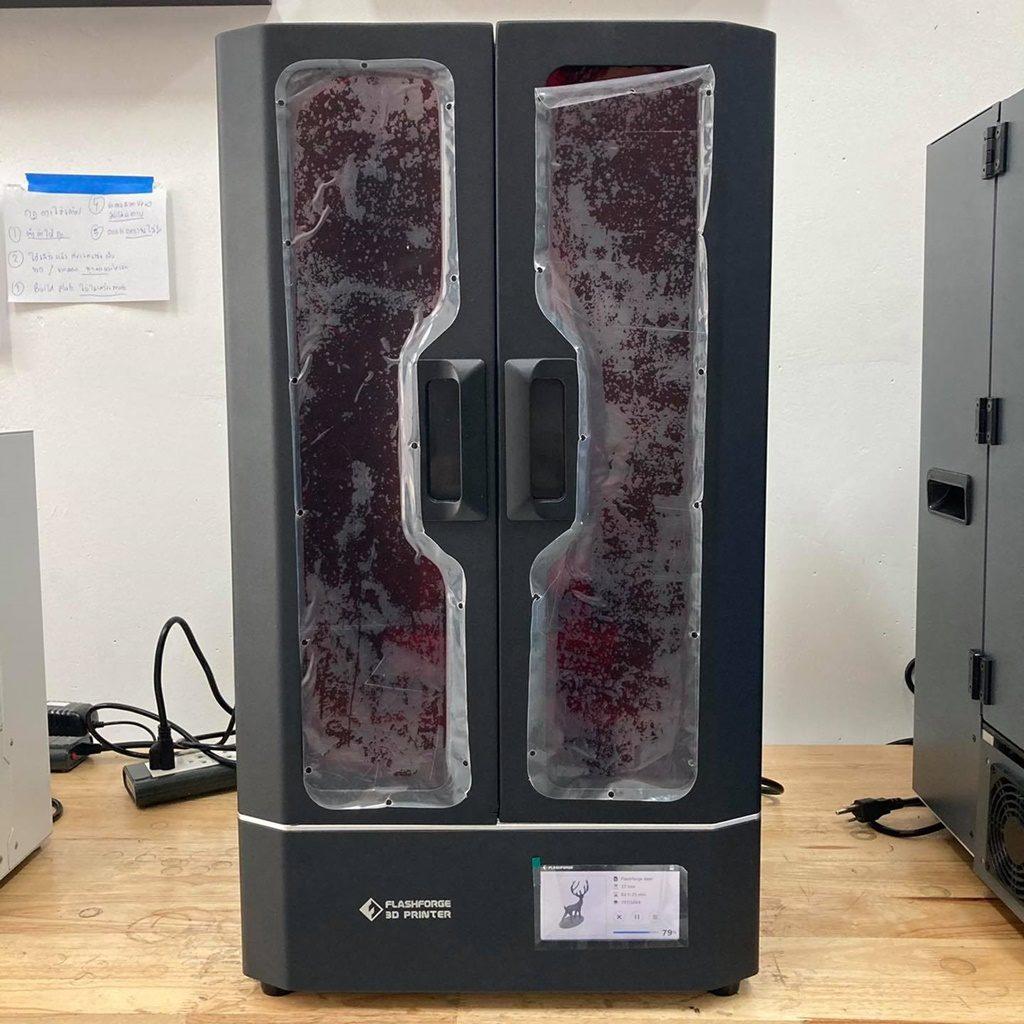 Flashforge resin 3d printer
