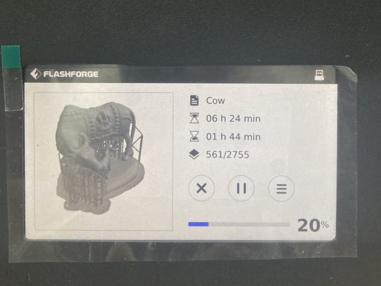 Review Flashforge Foto 13.3 Mono LCD ขนาดใหญ่