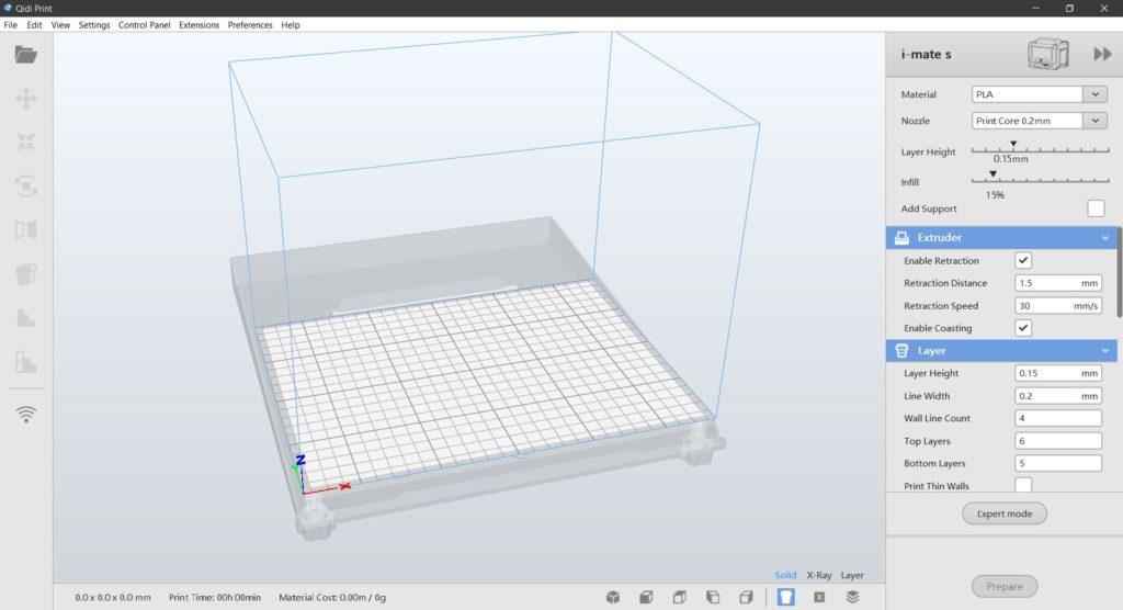 พรีวิวการใช้งาน Qidi I-Mates FDM 3D Printer