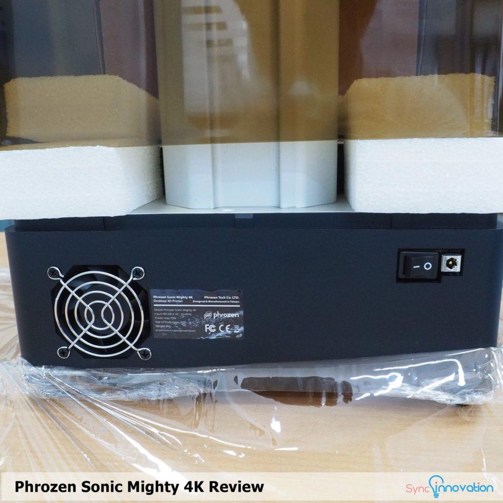 รีวิว Phrozen Sonic Mighty 4K เครื่องจอ Mono 4K 9.3 นิ้ว