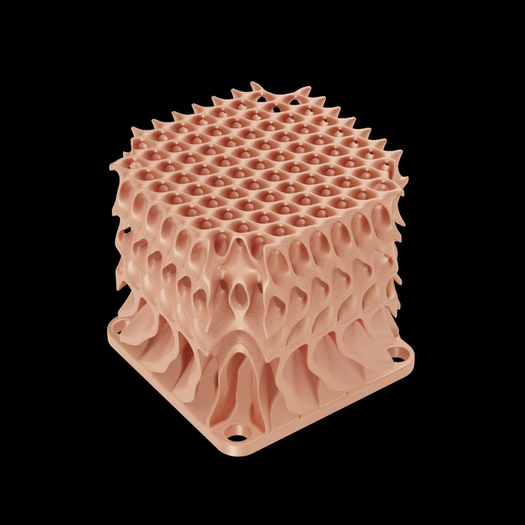 ข้อมูลเทคโนโลยี Copper 3D Printing การใช้งาน และแนวโน้มในอนาคต